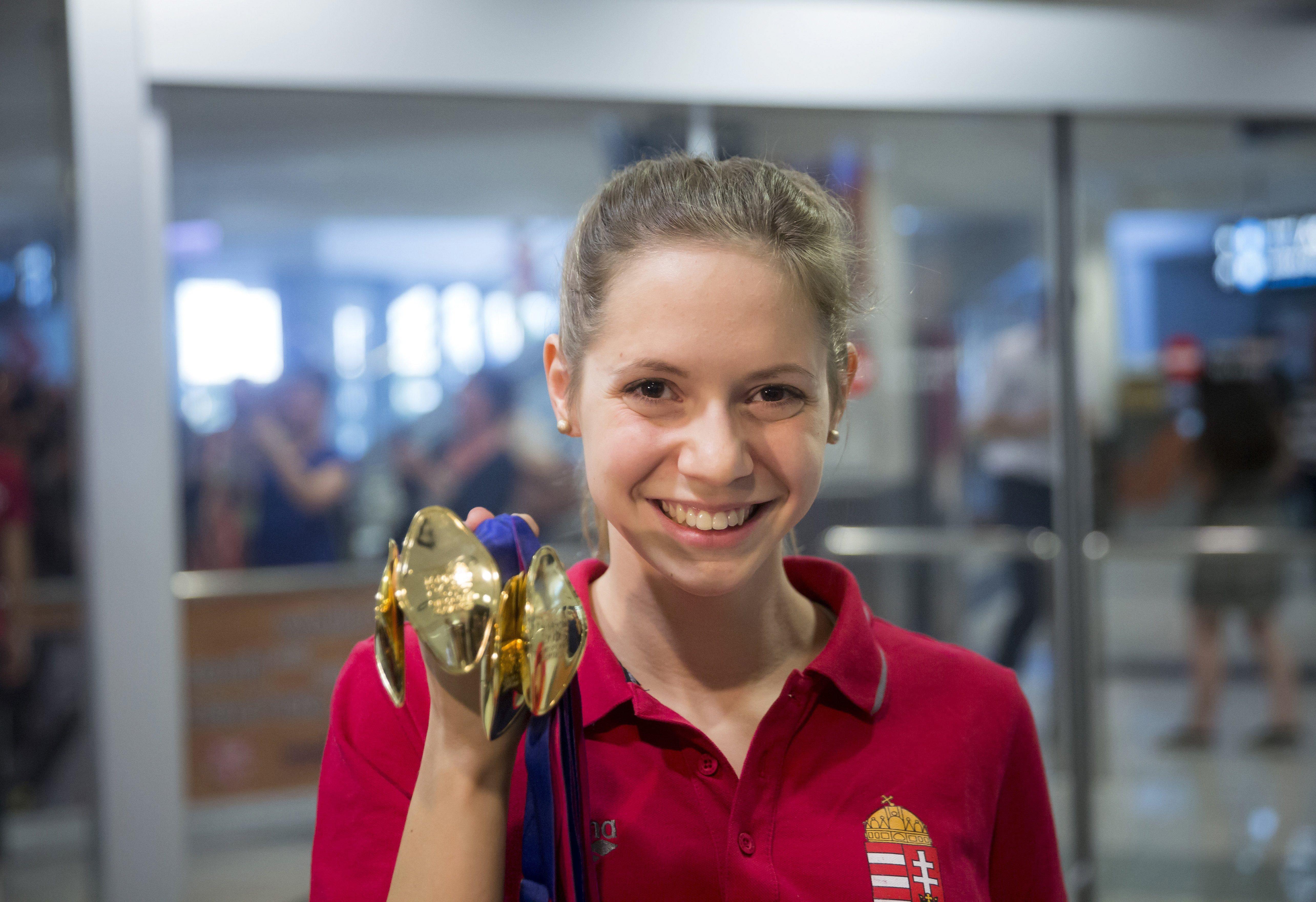 Kapás Boglárka és Hosszú Katinka a zárónapon is aranyérmet szerzett Marseille-ben