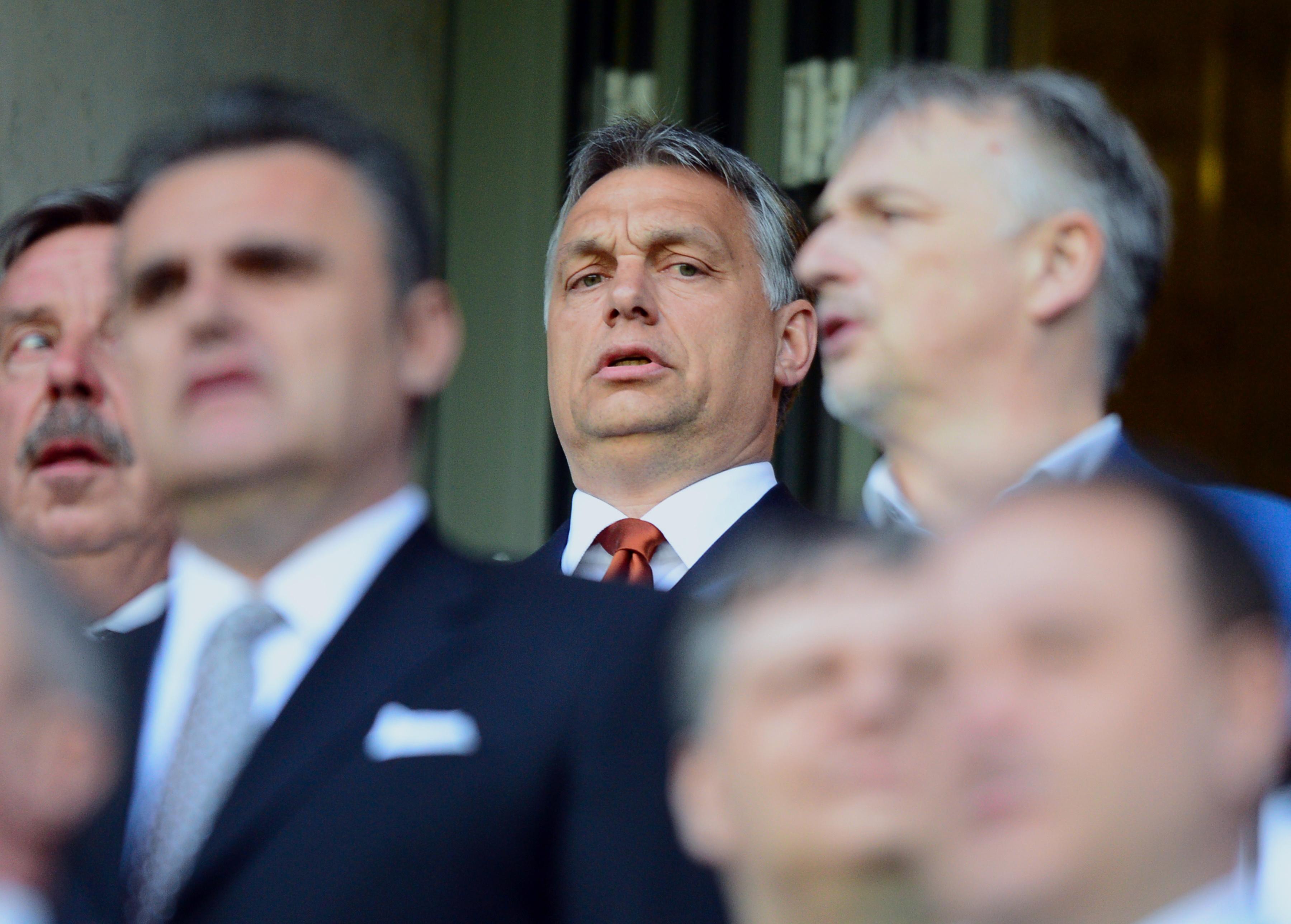 Valami hiba csúszott a miniszterelnöki mestertervbe Felcsúton