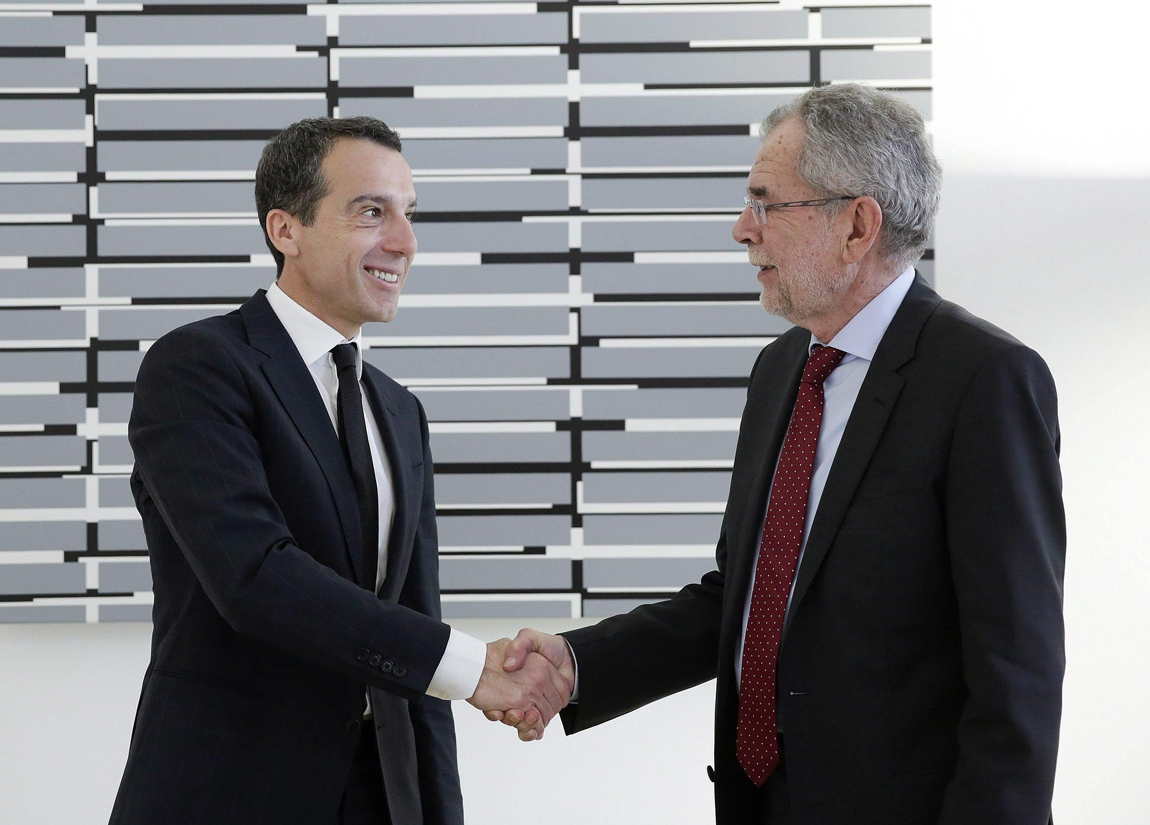 Új kezekben Ausztria