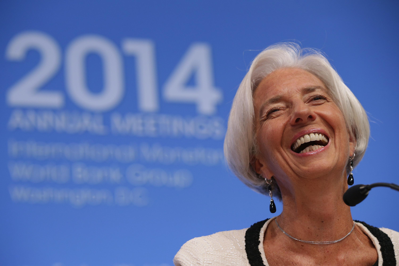 Bíróság elé áll Christine Lagarde