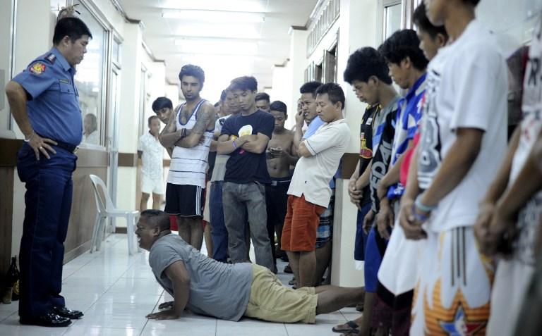Negyven fekvőtámaszra büntettek egy fülöp-szigeteki férfit, mert megszegte az alkoholtilalmat