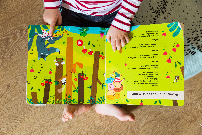 Többet keres, aki több könyv között nőtt fel