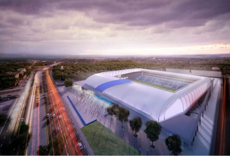 Most a jóm kippur miatt csúszik az MTK új stadionjának az átadása