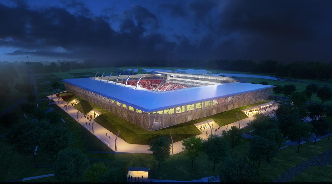 Nem játszhat 14 milliárdos új stadionjában a Vidi az Európa-ligában, mert veszélyes szuperbaktérium telepedett meg a vízhálózatban