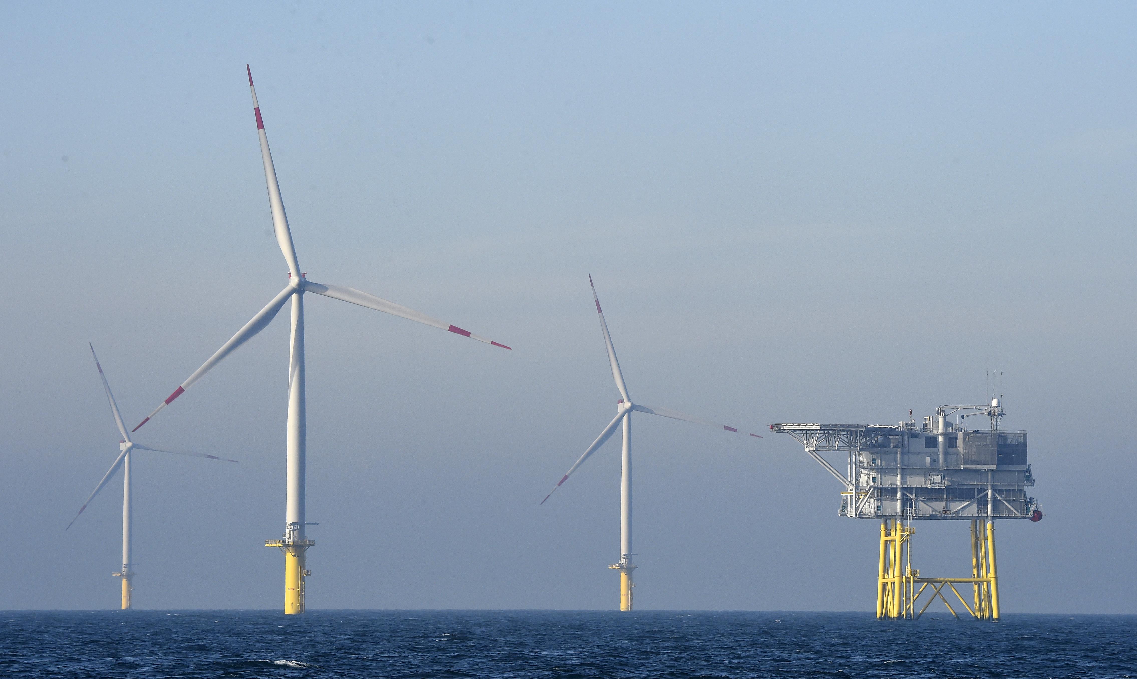 Tovább nőtt a megújuló energiák aránya Németországban, 15 százalékkal csökkent a szén-dioxid-kibocsátás