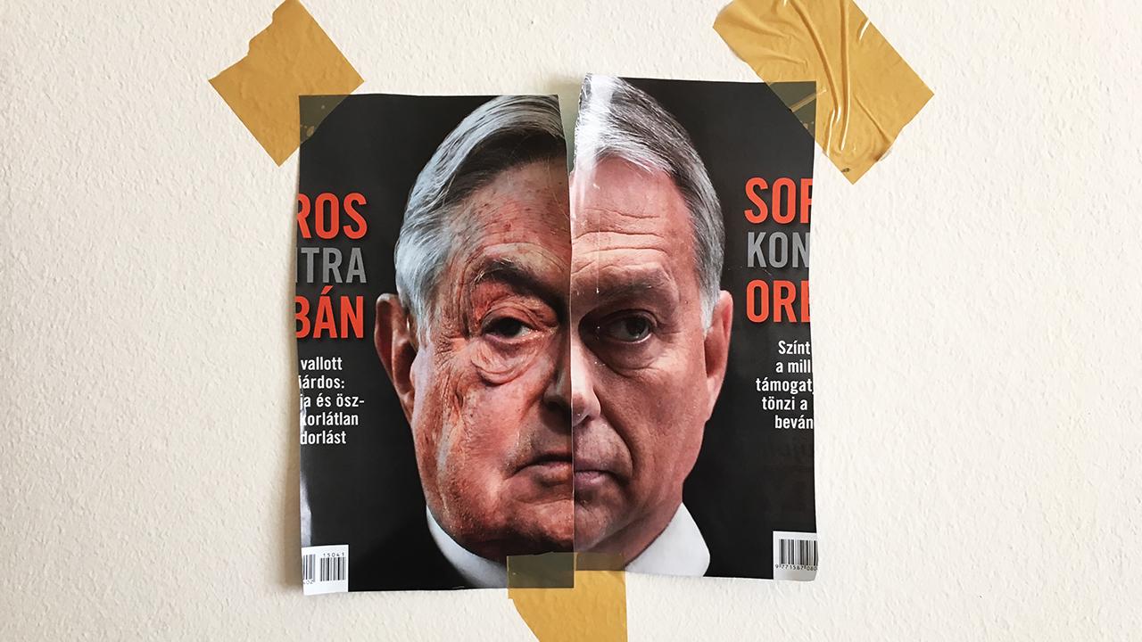 Egy riadt néni olvasott be egy hírcsárdás cikket a Soros-tervről Jurák Katának egy rádióműsorban, és mindketten megijedtek tőle