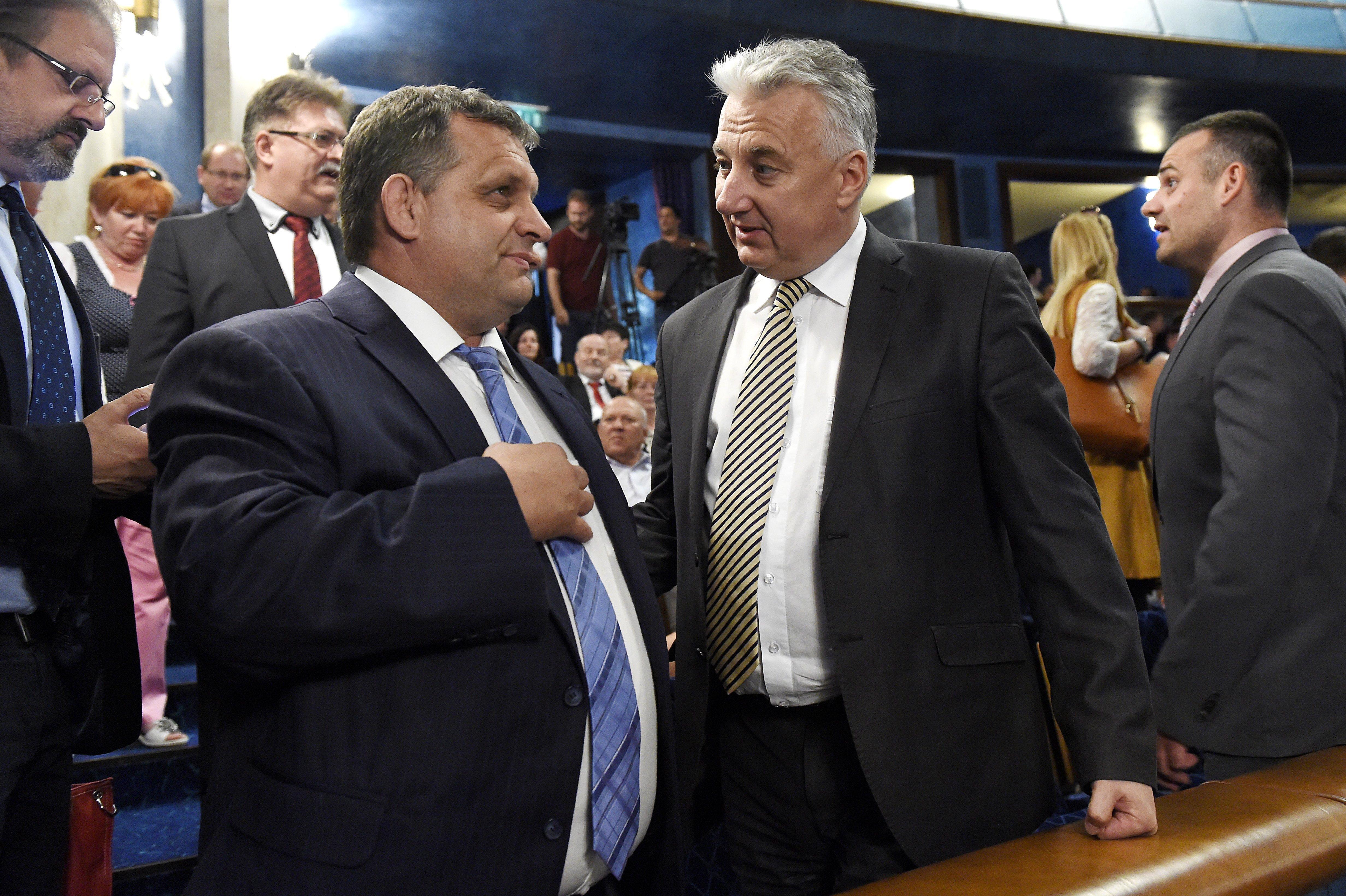 Megint nagyértékű EU-támogatást kapott Orbán testvérének cége