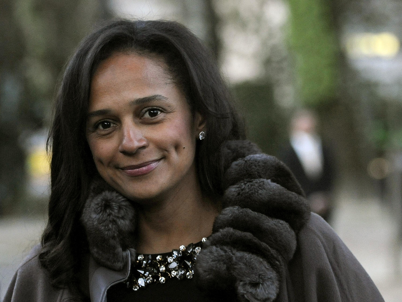 A saját lányát nevezte ki az állami energiavállalat élére az angolai elnök