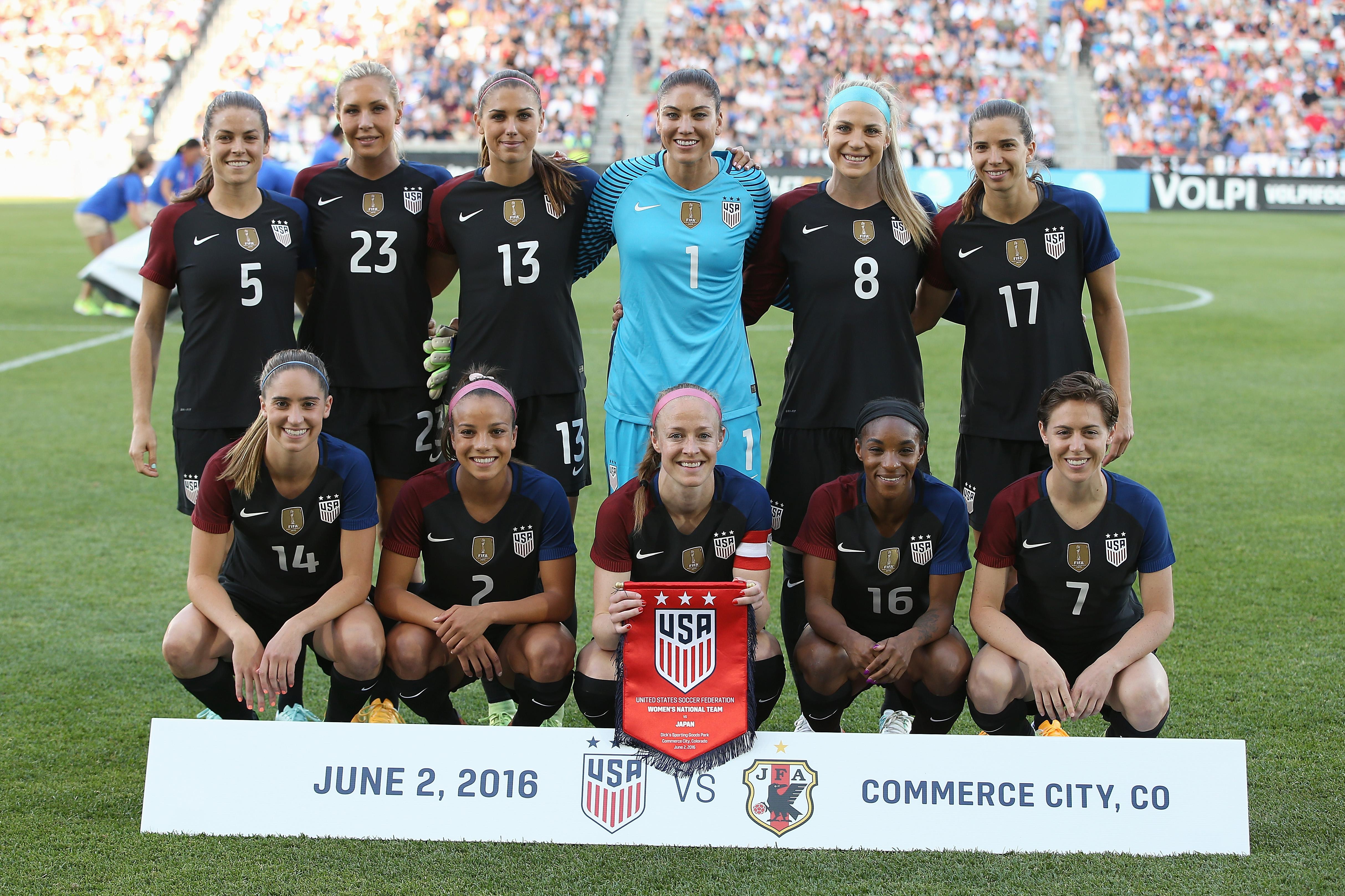 Az amerikai bíróság eltiltotta a női fociválogatottat a sztrájktól
