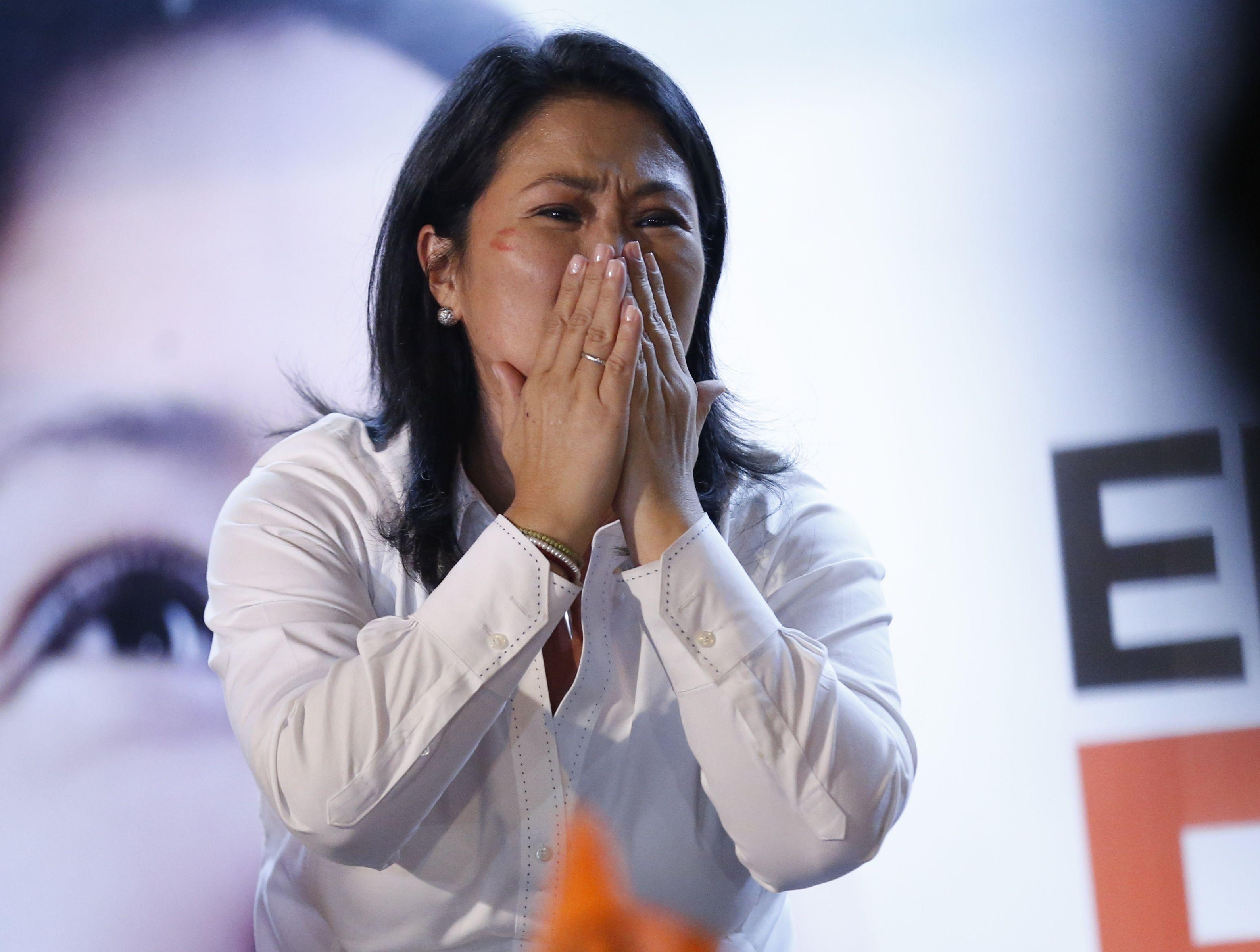 Keiko Fujimori meglepetésre elbukhatja a perui elnökválasztást