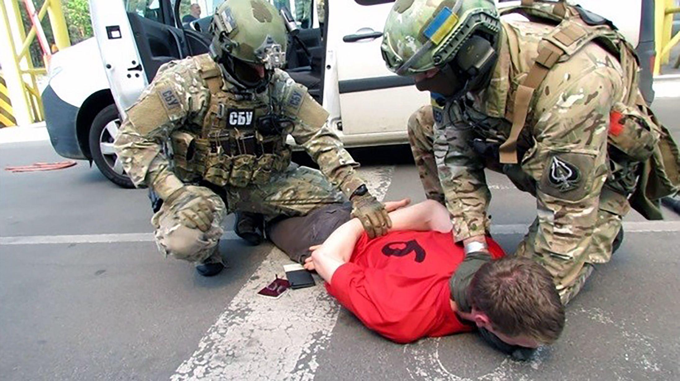 Migránsellenes nacionalista volt a francia, akit fegyverekkel fogtak el az ukrán határon