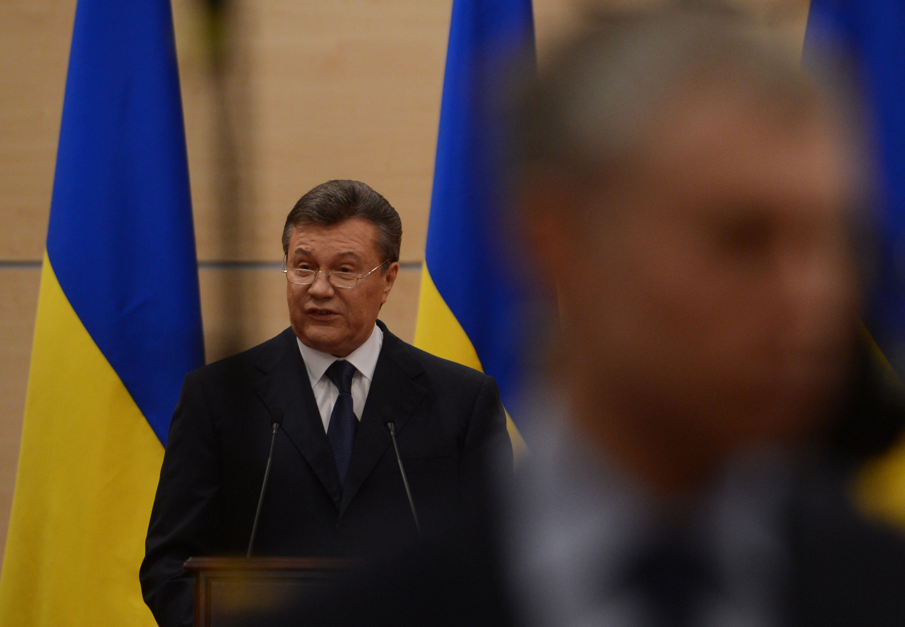 Janukovicsot 13 évre ítélték