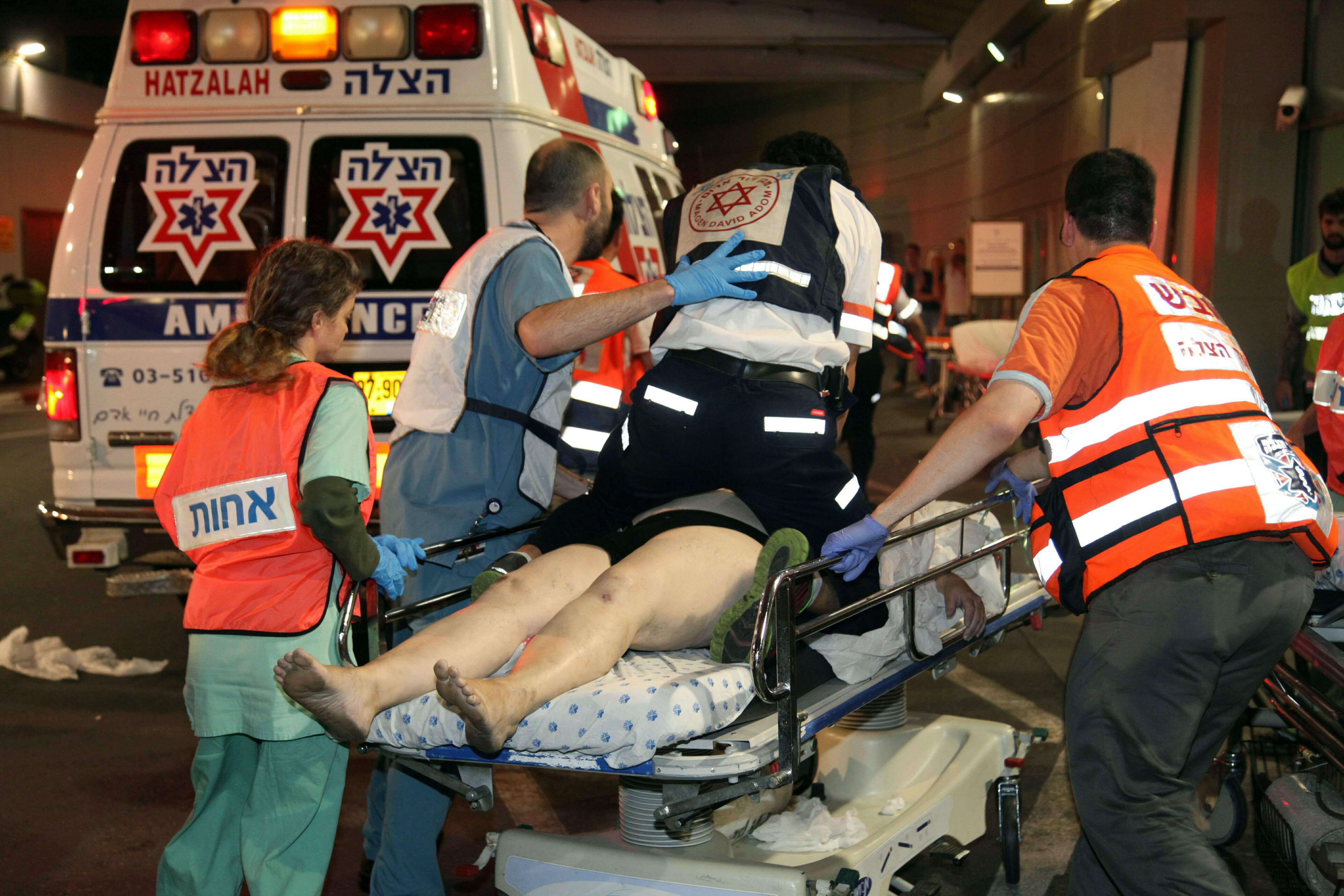 Négy embert öltek meg Tel-Aviv központjában