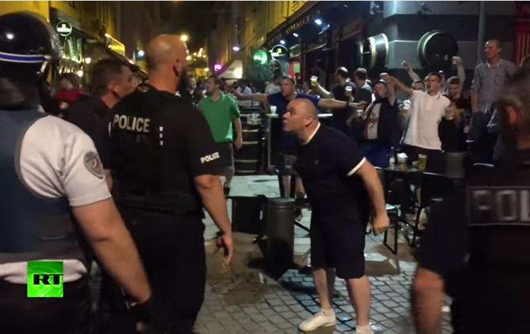 Kezdődik az Eb: angol szurkolók balhéztak Marseille-ben