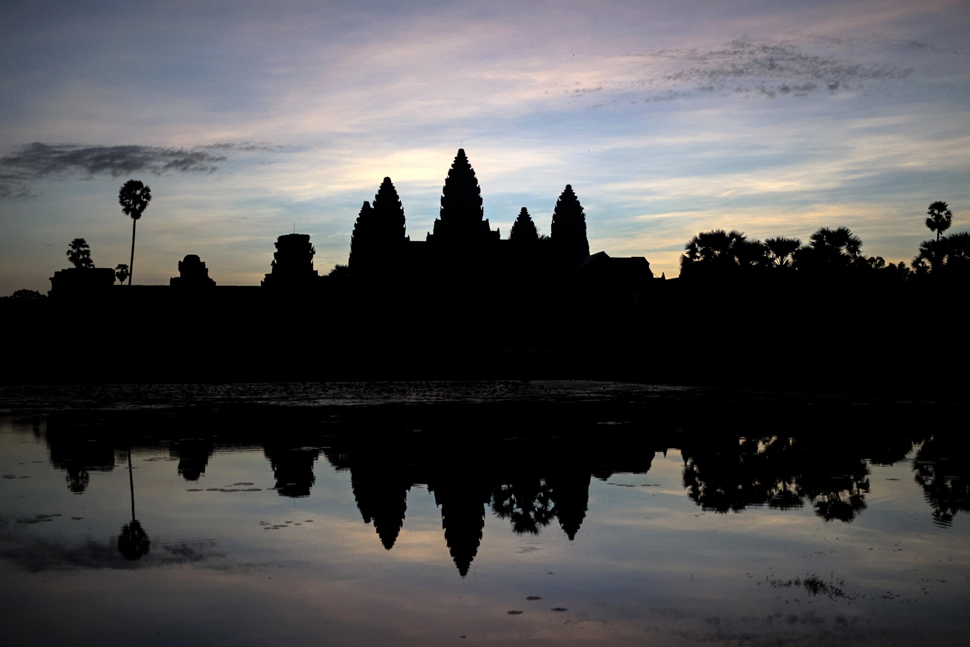 Hatalmas városok romjait fedezték fel a kambodzsai dzsungel alatt