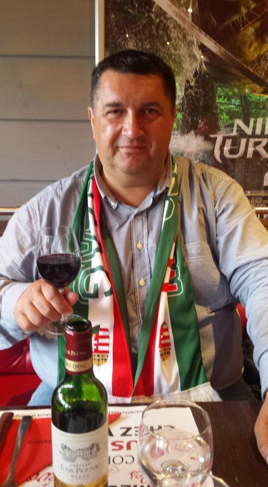 Rogán Antal, kedves neje, Seszták Miklós és Tállai András megérkezett az Európa-bajnokságra