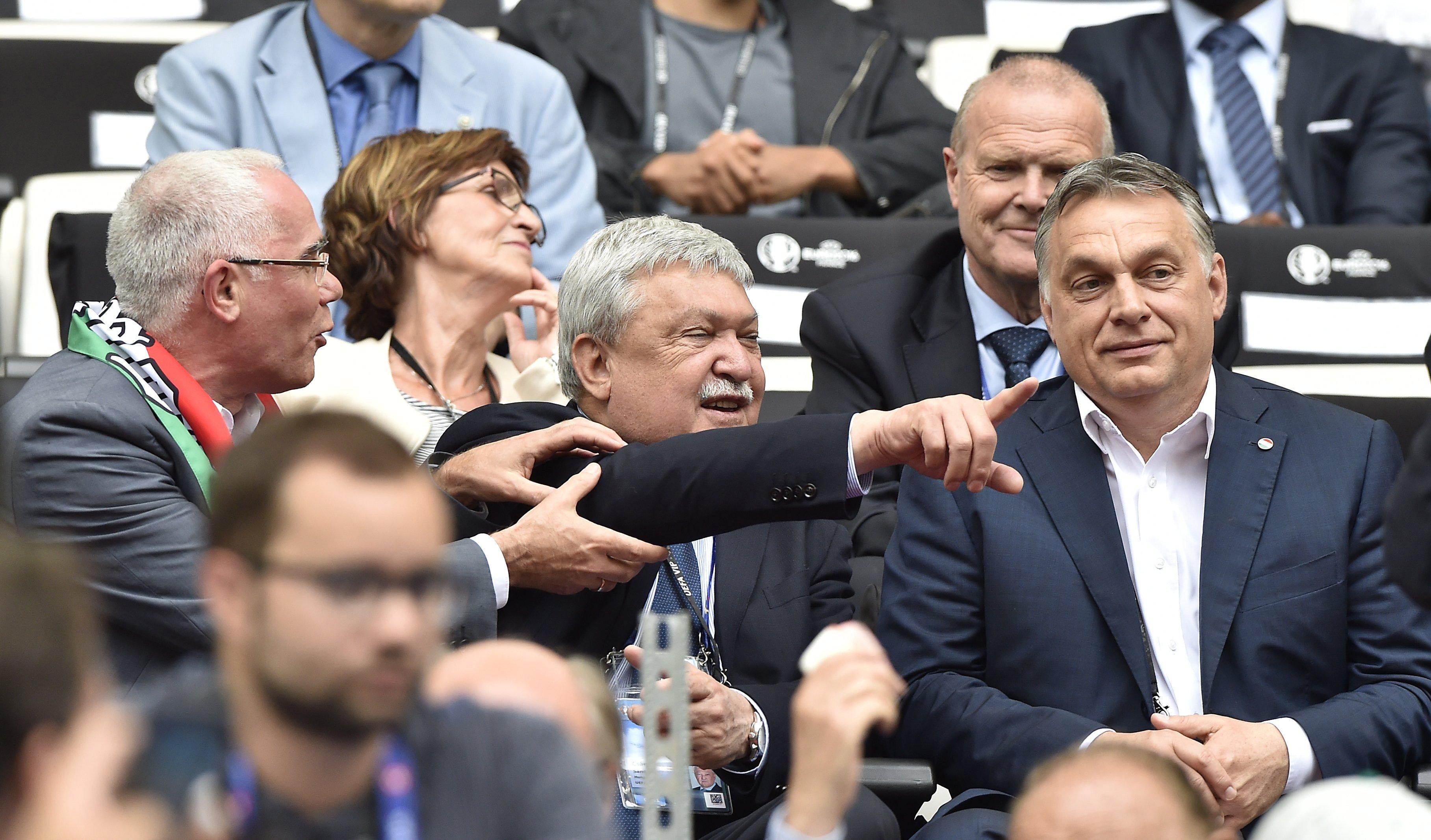Csányi Sándor lett az UEFA alelnöke