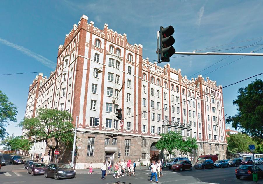 A Magyar Nemzeti Bank 14 milliárd forintért megveszi a Széll Kálmán téri Postapalotát