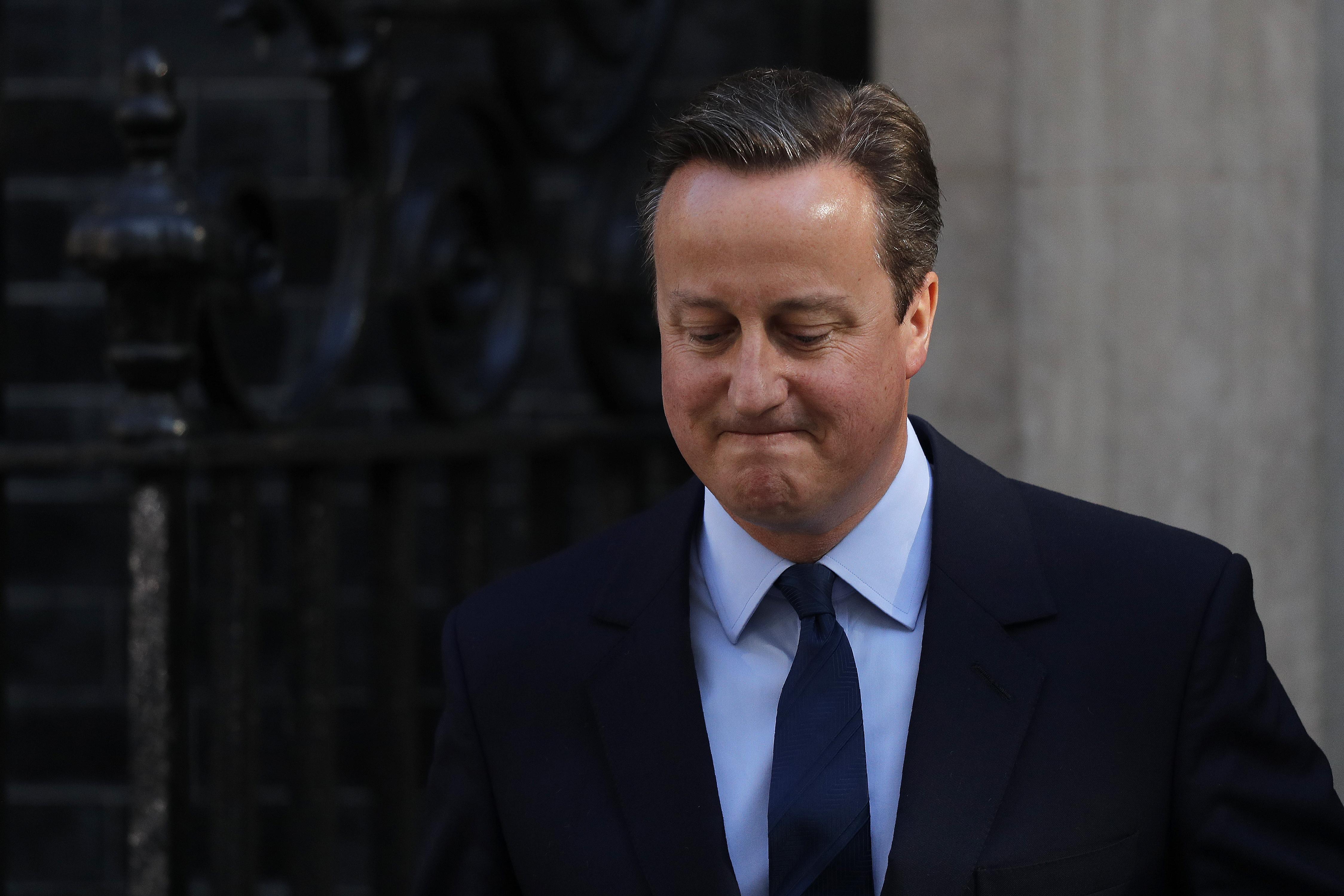 Az EU-ban arra számítanak, hogy Cameron nem jelenti be a kilépésüket a jövő heti EU-csúcson