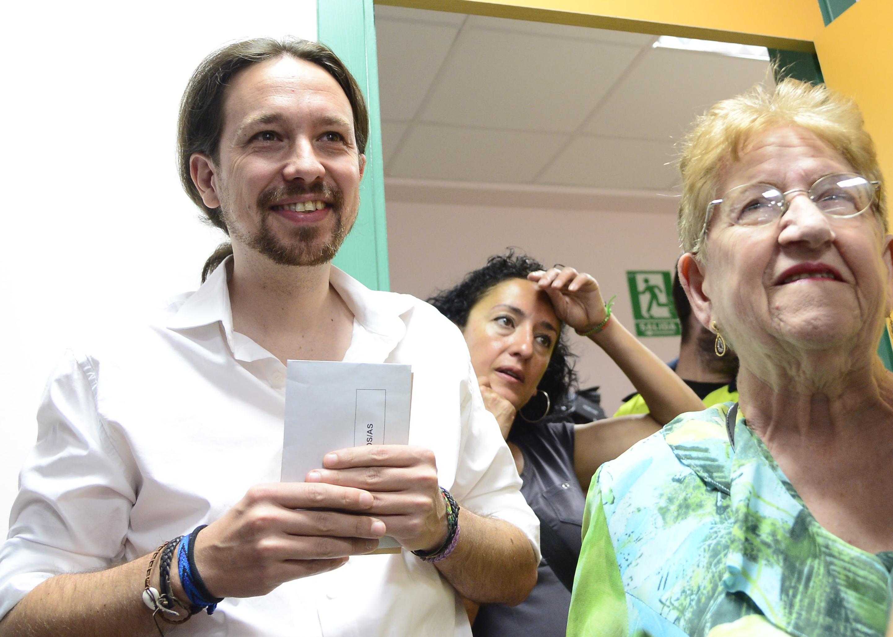 Második lett és akár kormányra is kerülhet a Podemos