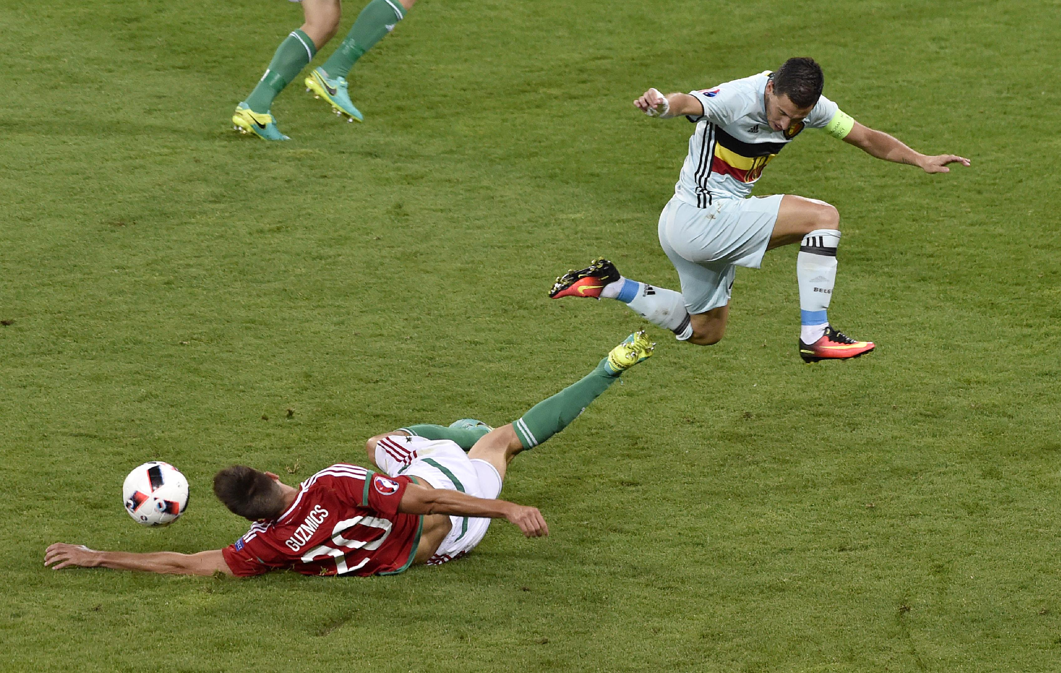 Remek meccs után, egyenes háttal búcsúzik az Eb-től a magyar válogatott