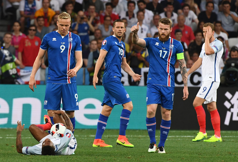 Izland kiejtette Angliát