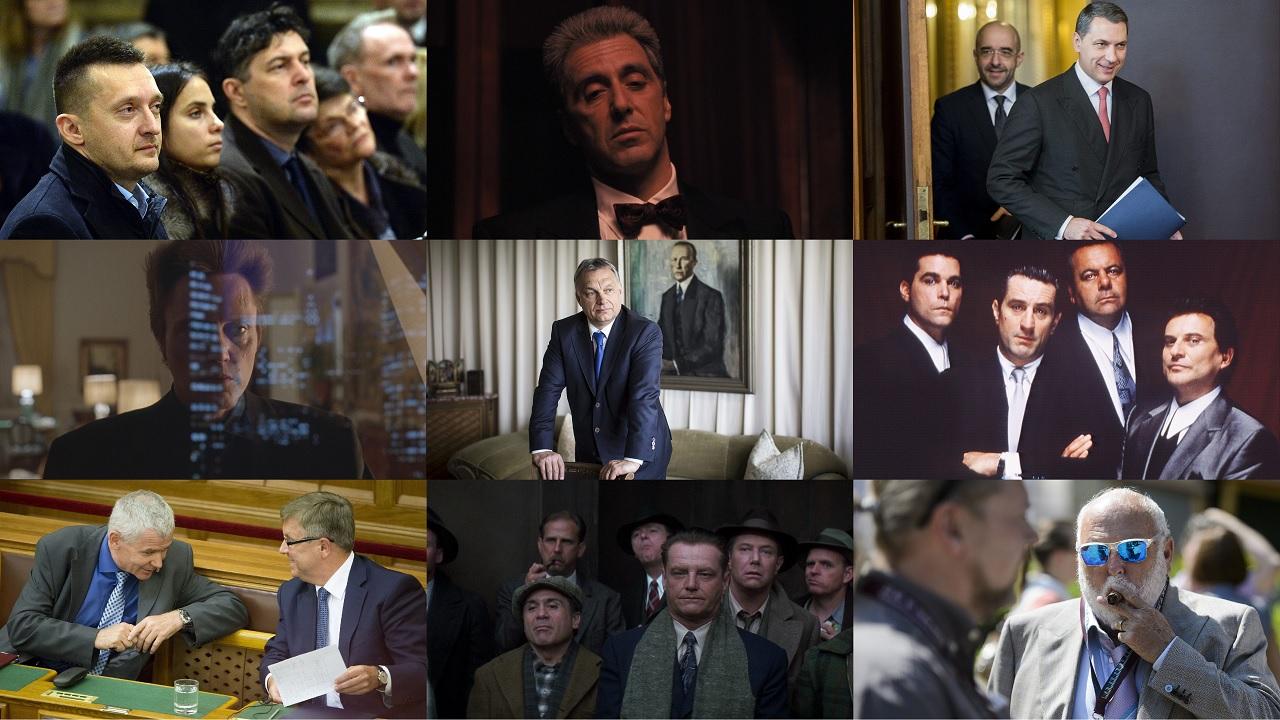 Ki mondta: maffiózó vagy vezető magyar politikus?