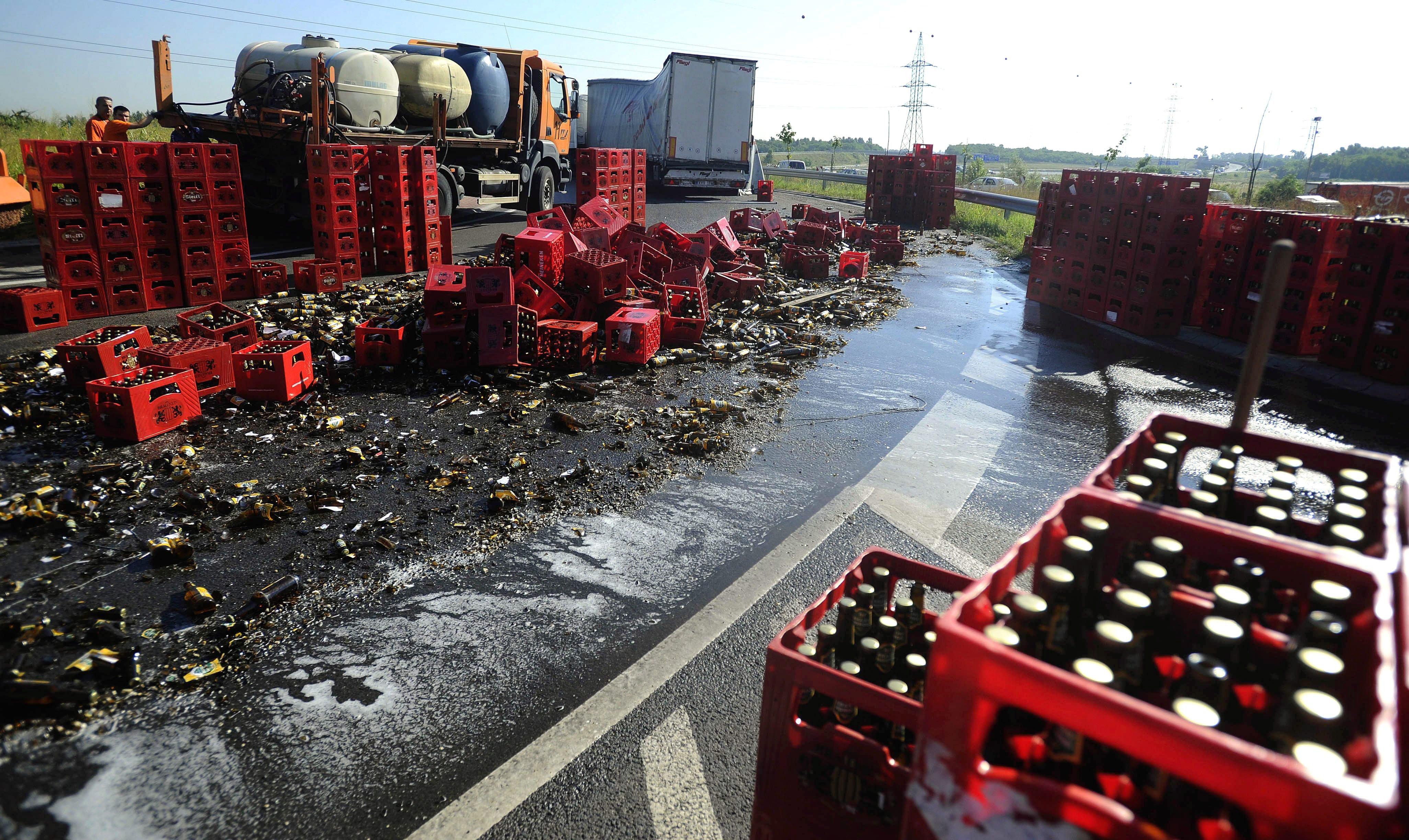A román táblabíróság betiltotta az Igazi Csíki Sör gyártását, és újra a Heinekennek kedvezett
