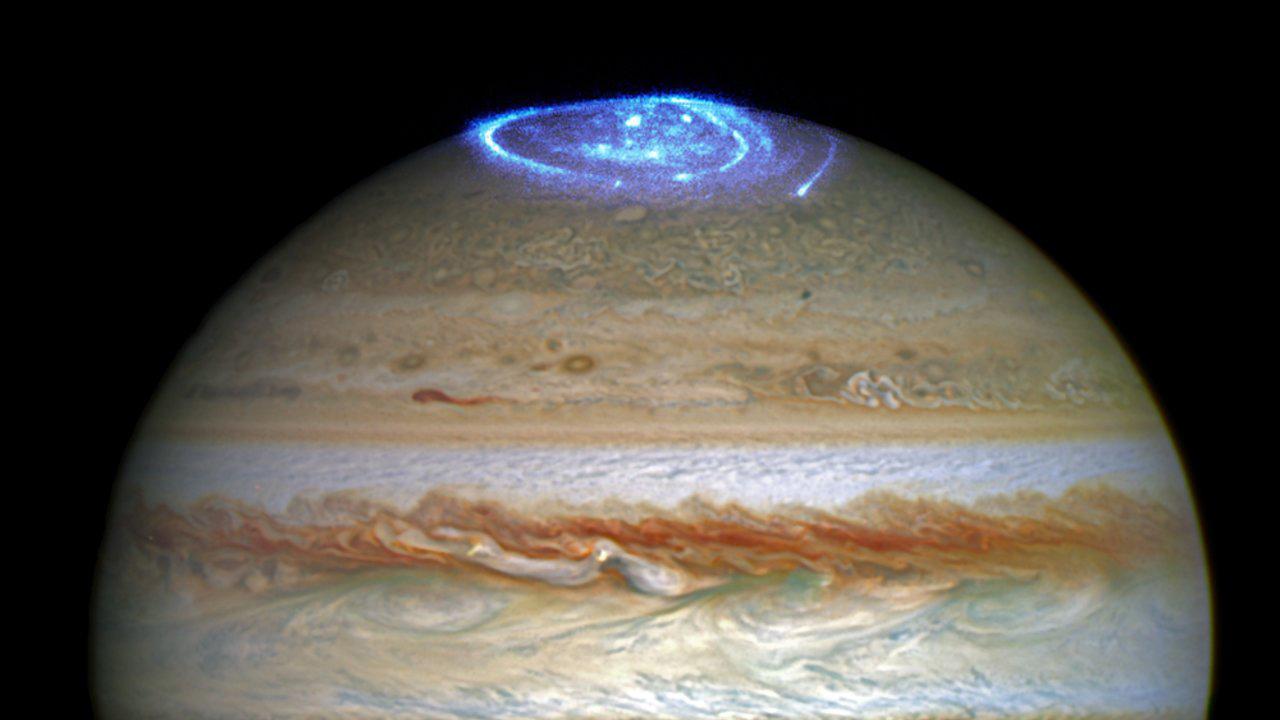 Akkora aurórát villantott a Jupiter, hogy beleszédülsz