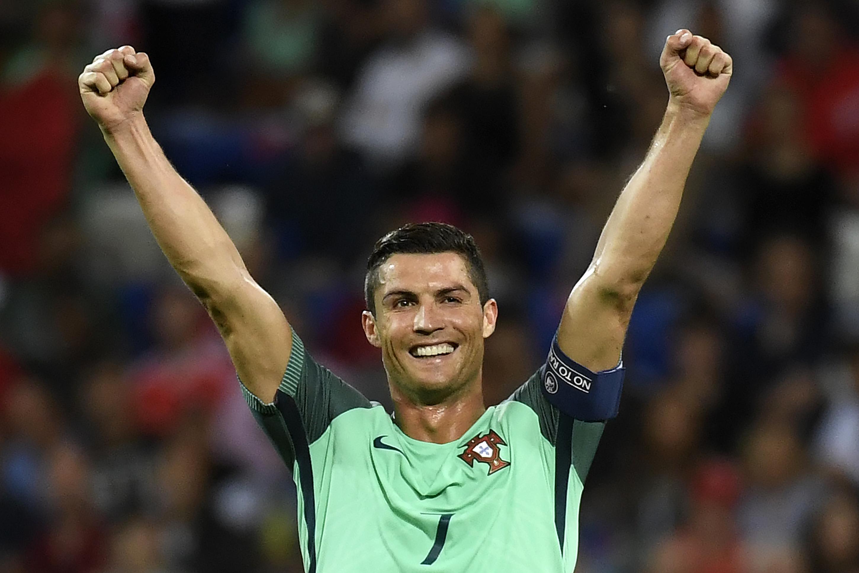 Ötödször is az év játékosa lett Cristiano Ronaldo