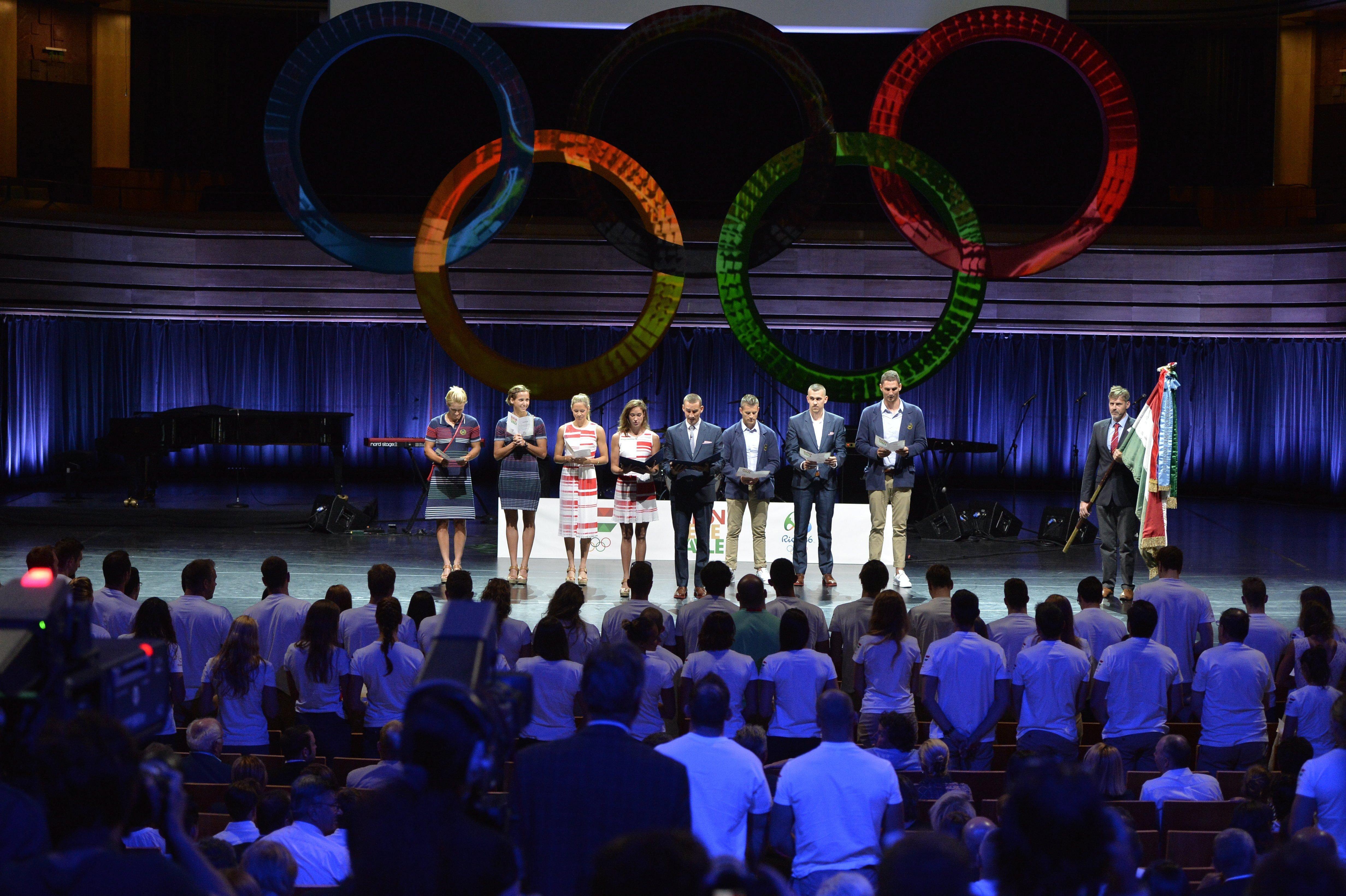 Hárommal nőtt az olimpiára utazó magyar sportolók száma, a MOB költségei mégis a duplájára nőttek.
