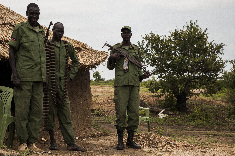 Az ENSZ megtiltotta a fegyverszállítást Dél-Szudánba