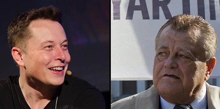Elon Musk vs Széles Gábor