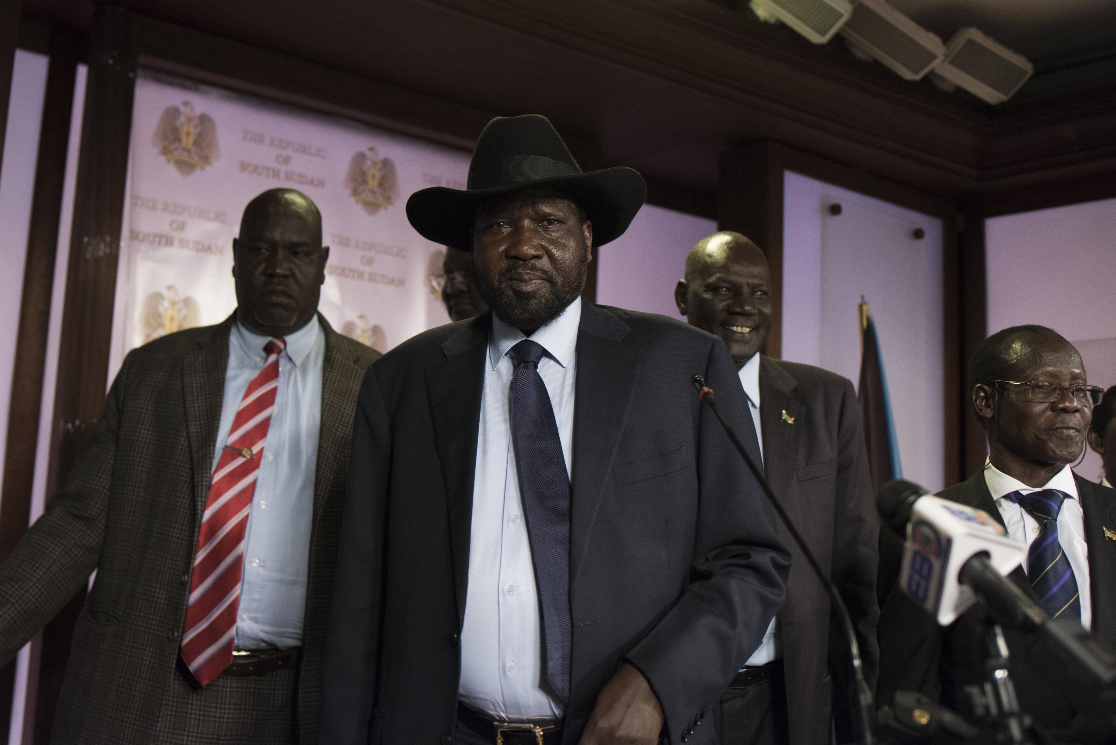 Dél-Szudánban újra kitört a háború