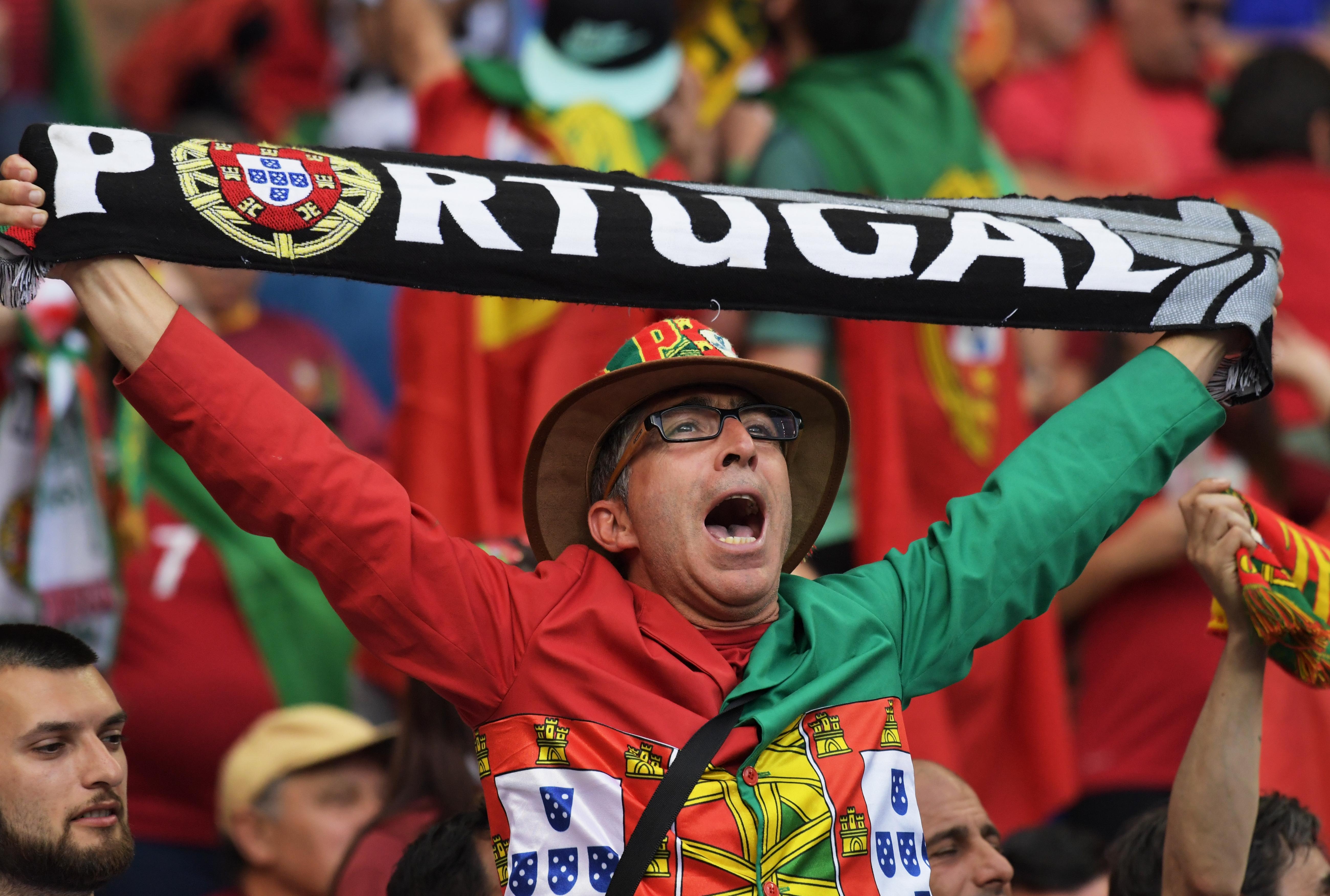 Vezet Portugália