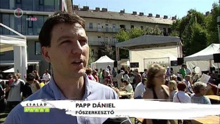 A hírhamisító Papp Dániel lesz az MTVA vezérigazgatója