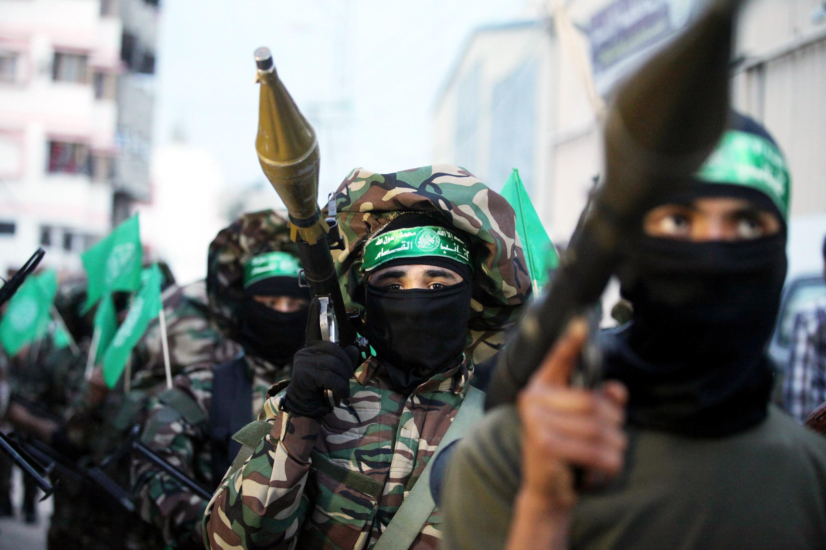 Az EU bírósága úgy döntött, maradjon csak rajta a Hamász a terrorszervezetek listáján