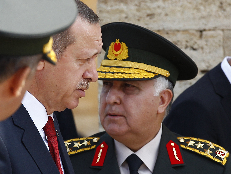 Menedékjogot kértek a NATO-nál szolgáló török katonák