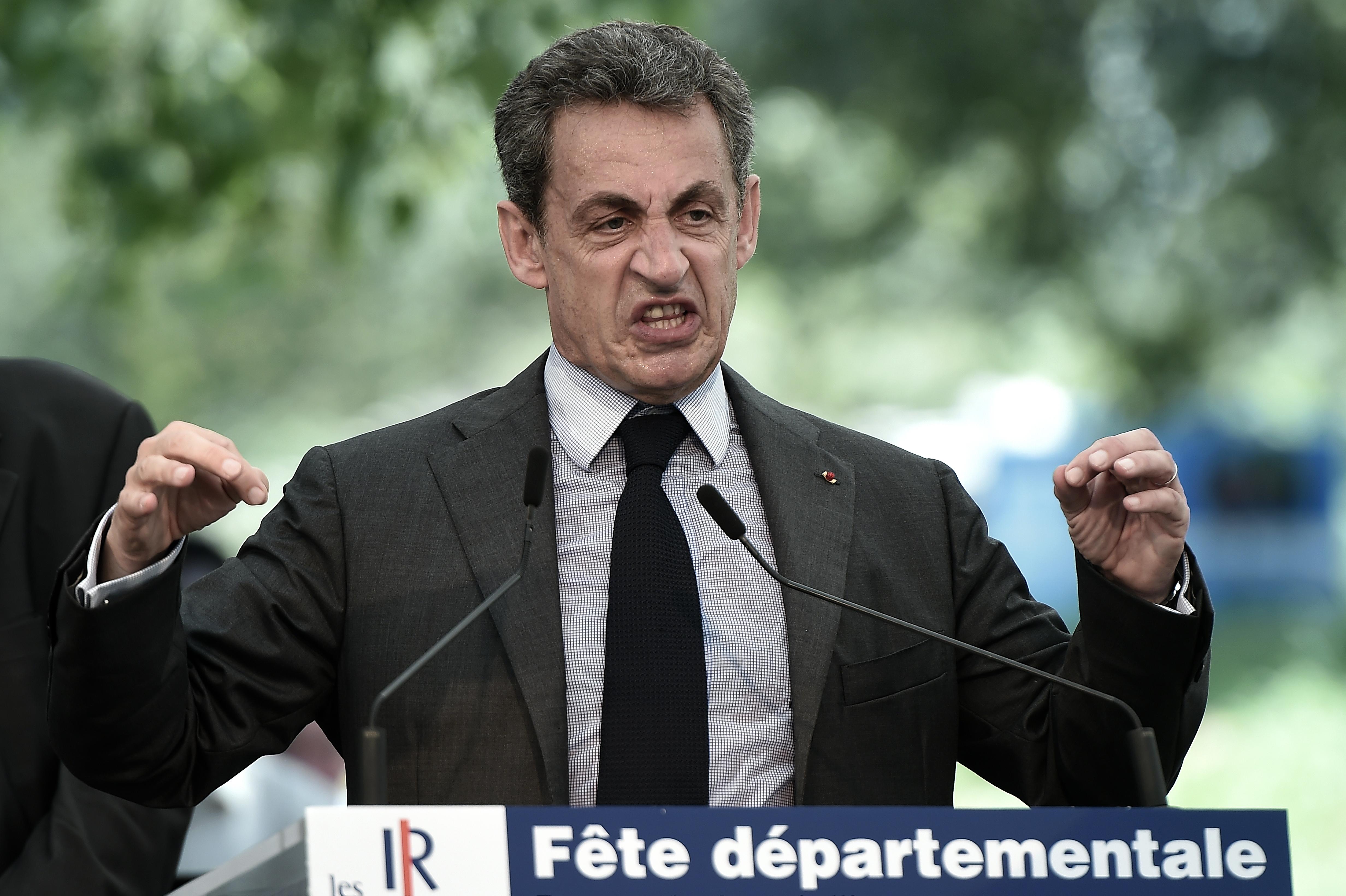 Bíróság elé állítják Nicolas Sarkozyt