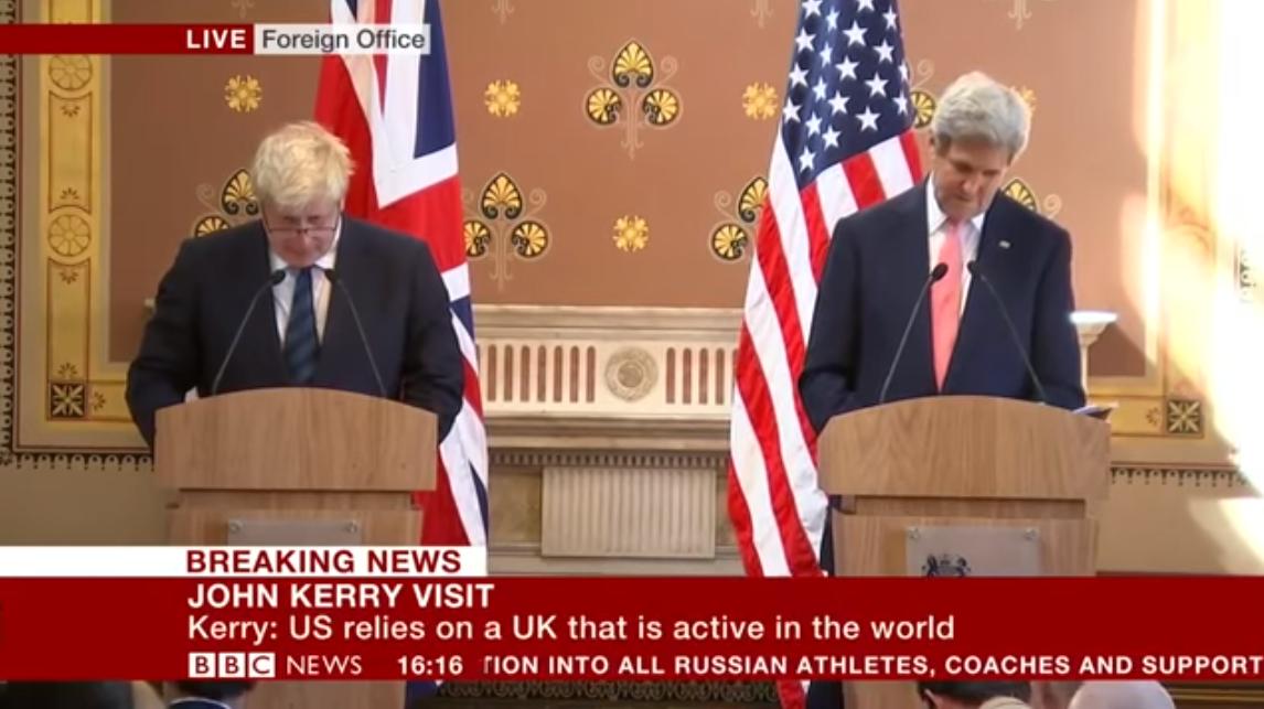 Ezt hívják diplomáciának, Boris