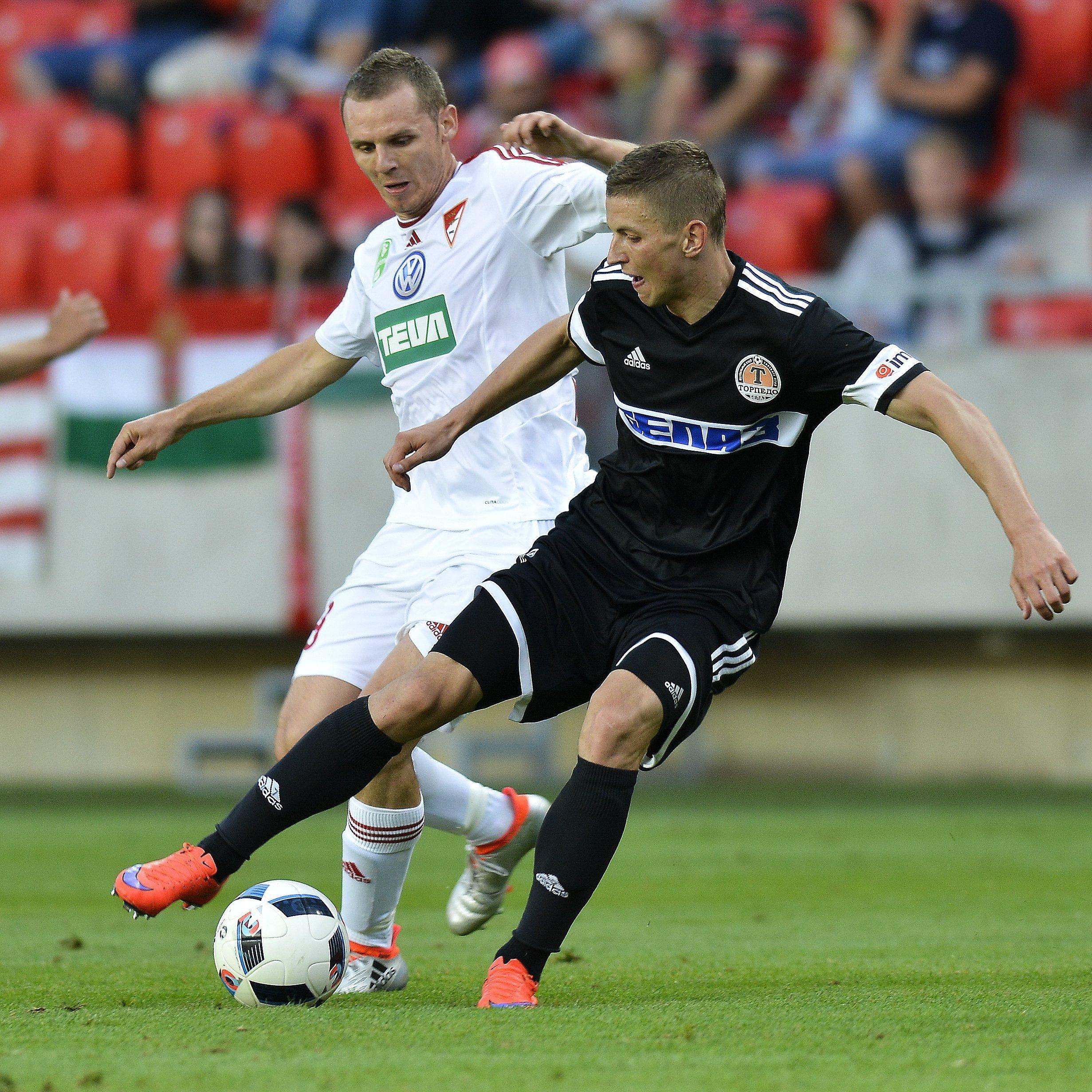 A Debrecen simán, kettős vereséggel esett ki az Európa Ligából