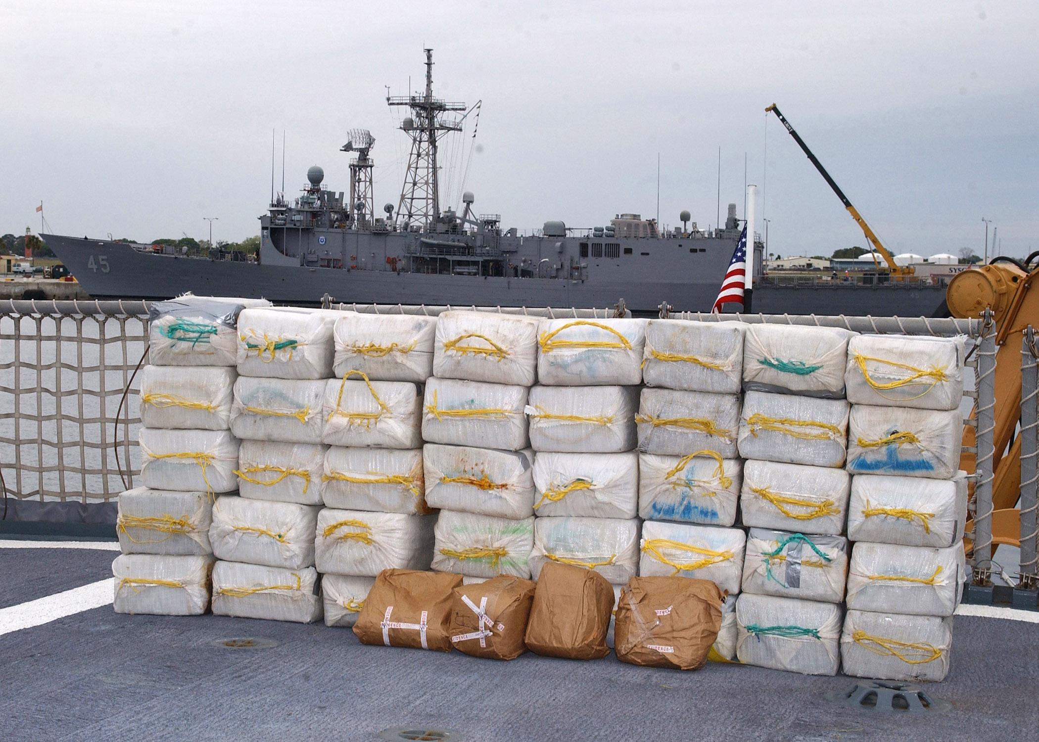604 kg kokaint fogtak Salvadorban