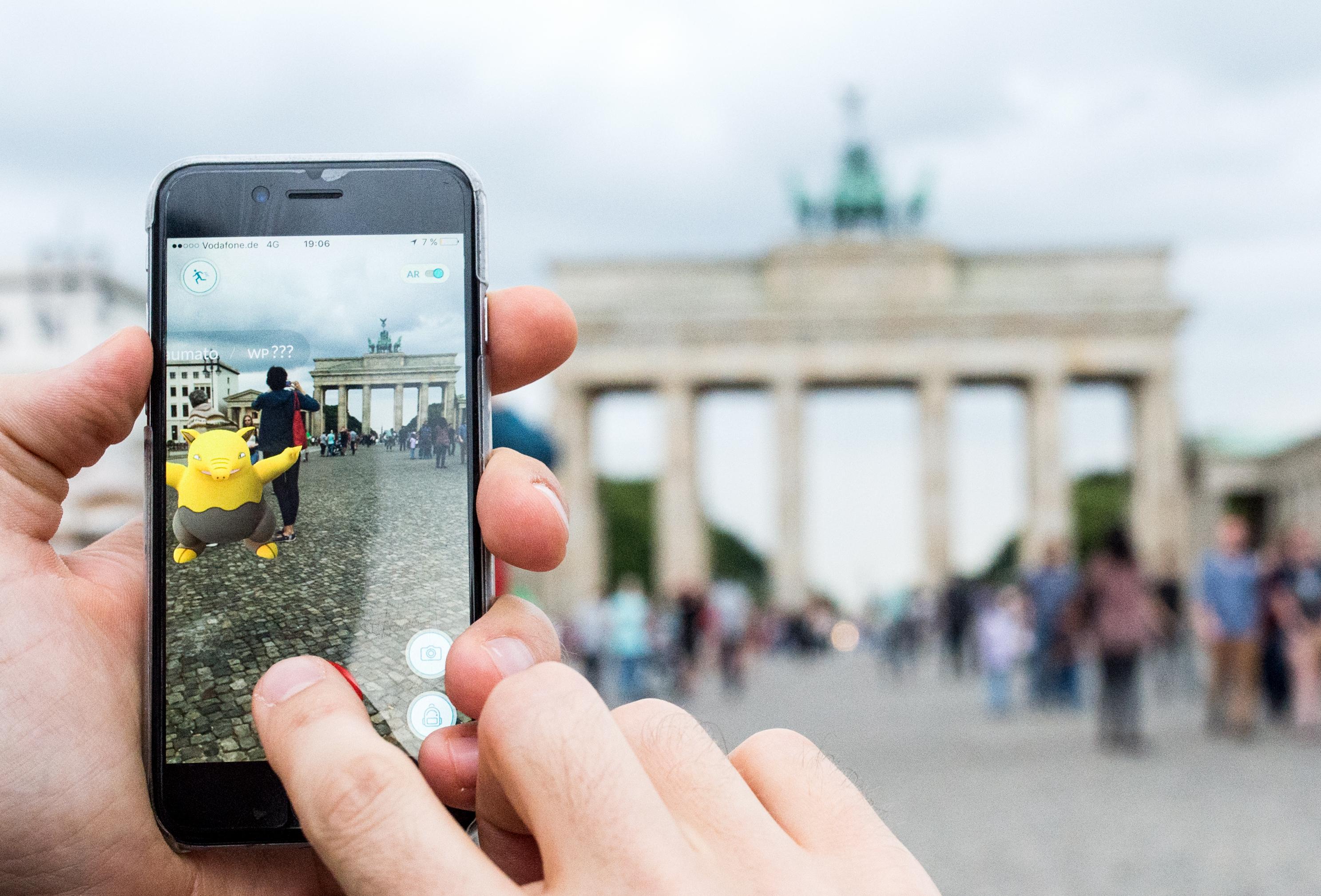 A Pokemon Go megmutatja, milyen nagyszerű városokban élünk