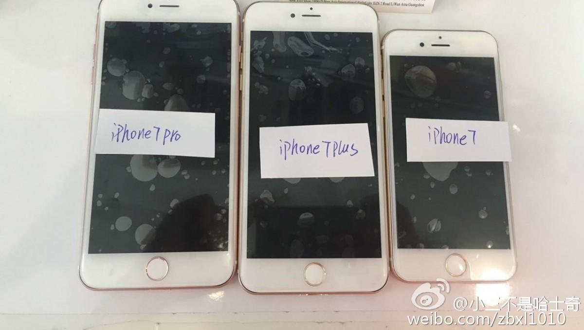 Kiszivároghattak ez első valódi képek az új Iphone 7-es családról