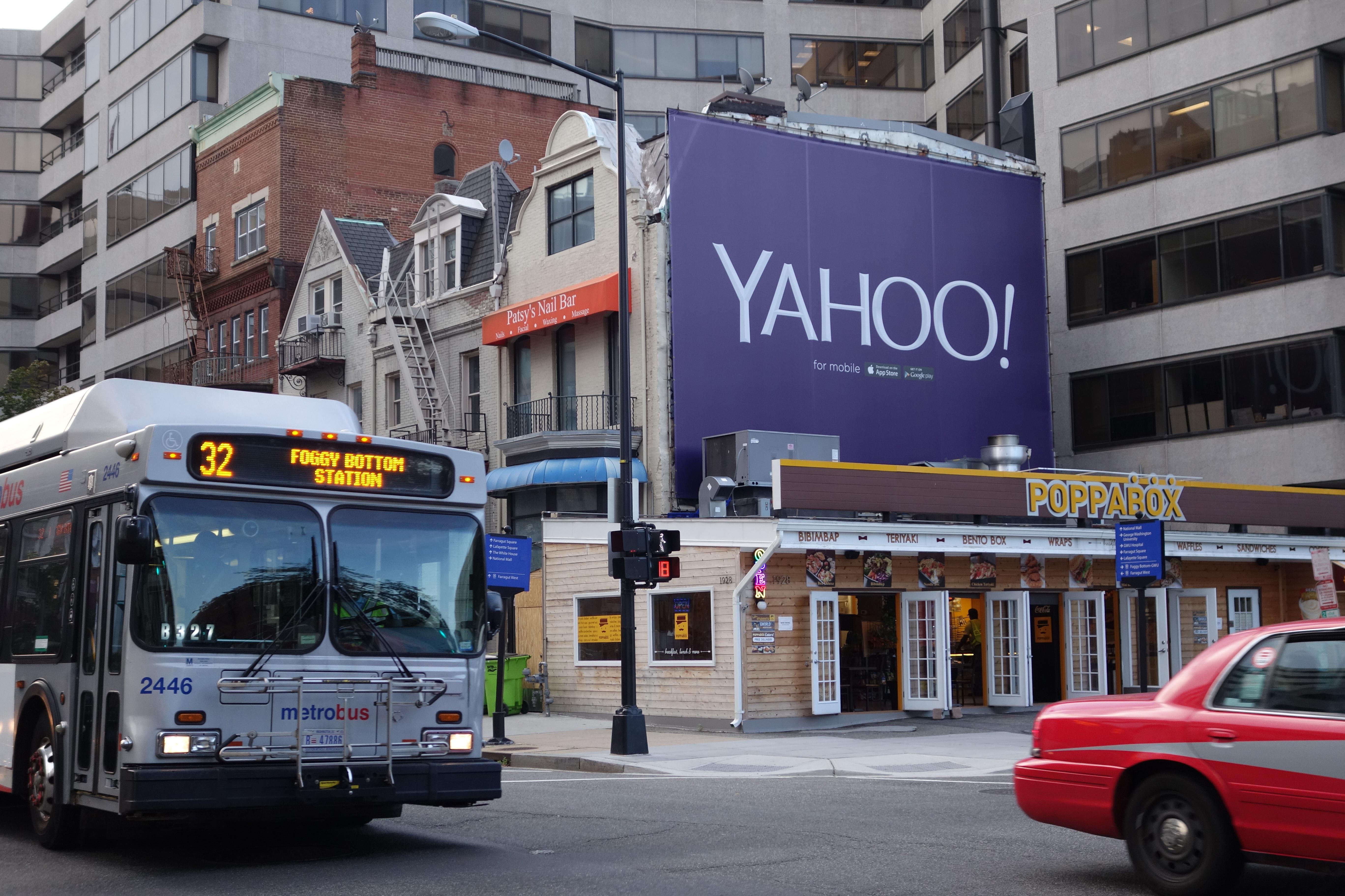 100 milliárd dollárt is ért a Yahoo, ma 4,5 milliárdért adták el
