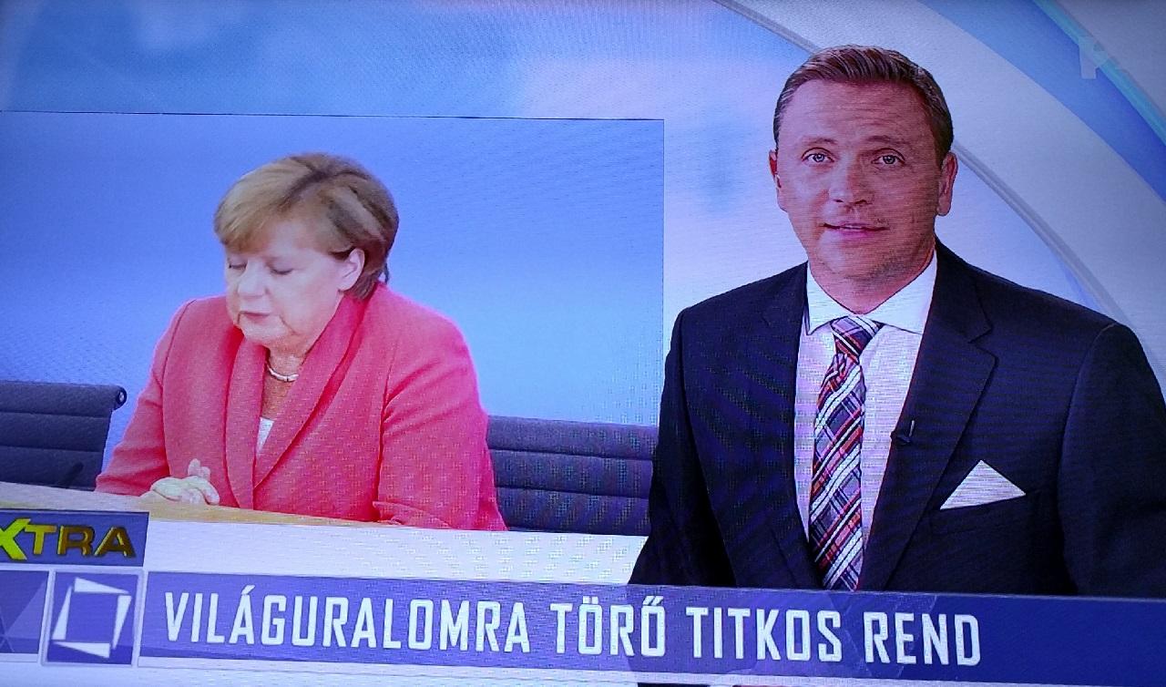 A TV2 végre feltette a nagy kérdést: tényleg az illuminátusok állnak Németország és Nagy-Britannia mögött?