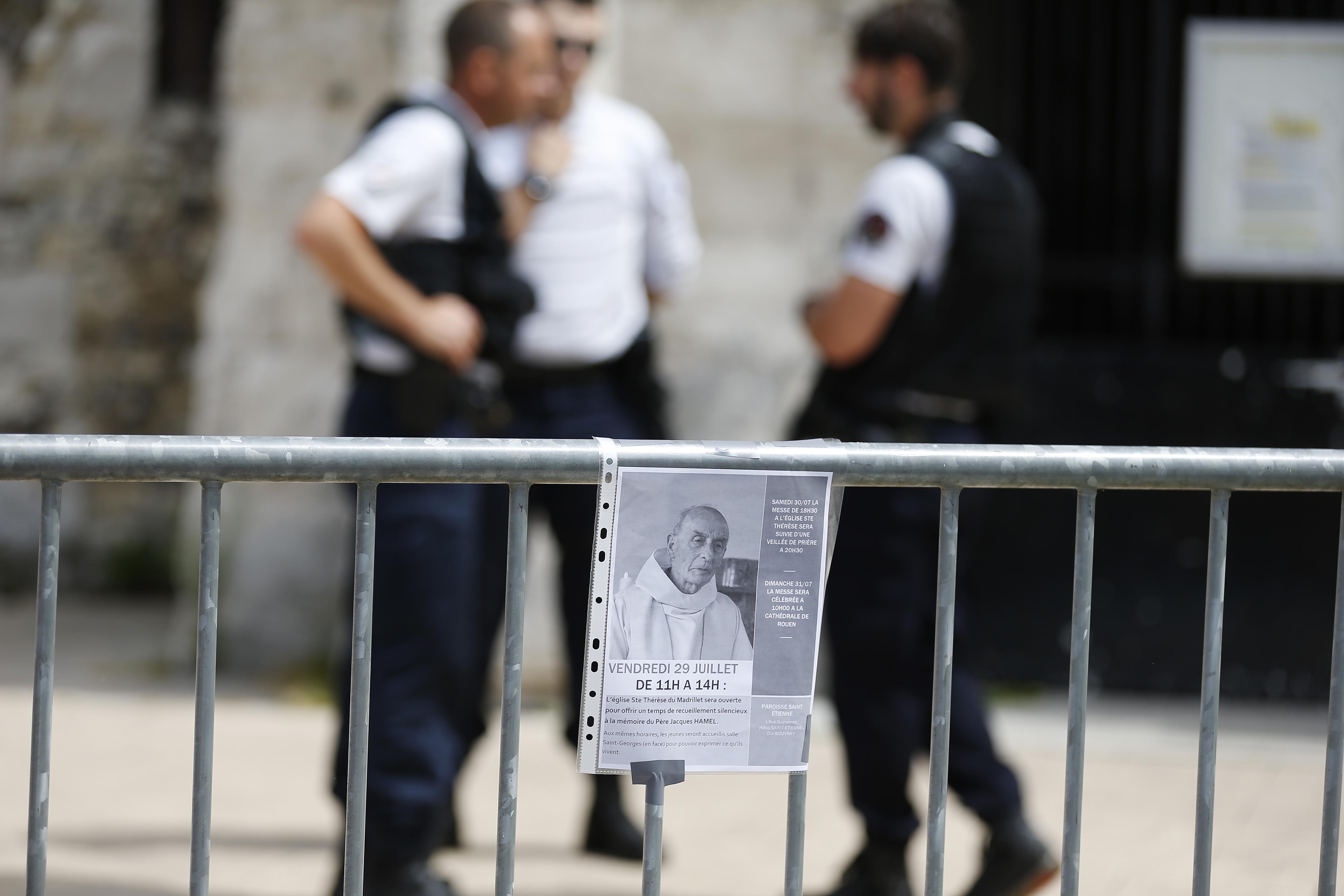 Hét embert tartóztattak le terrorgyanú miatt Franciaországban
