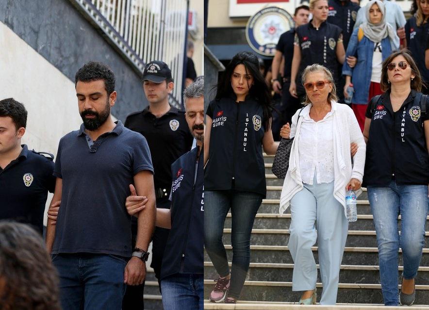 Tömegével veszik őrizetbe a török újságírókat