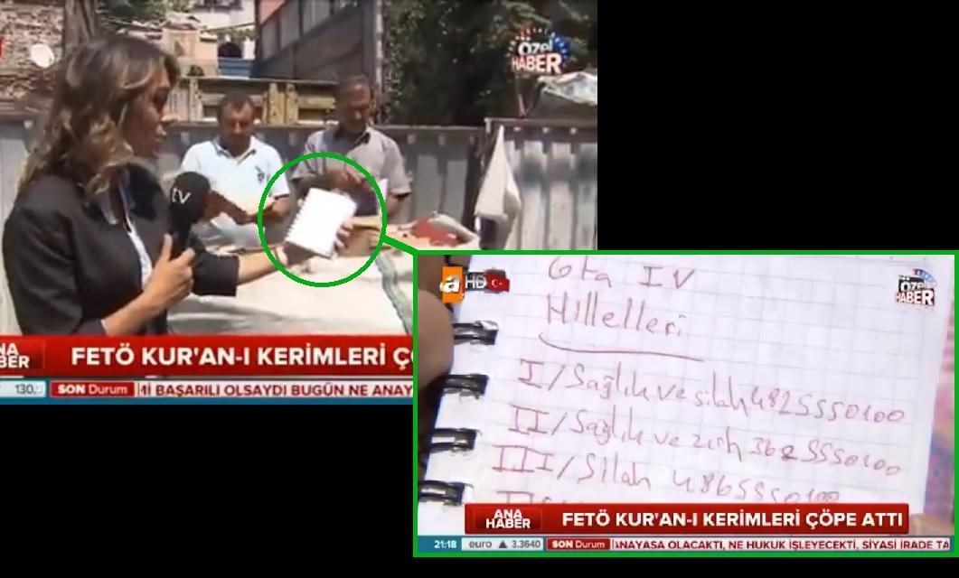 Egy török riporter azt hitte, hogy a török puccskísérlet titkos kódjait tartja a kezében, miközben GTA IV-csalások voltak nála