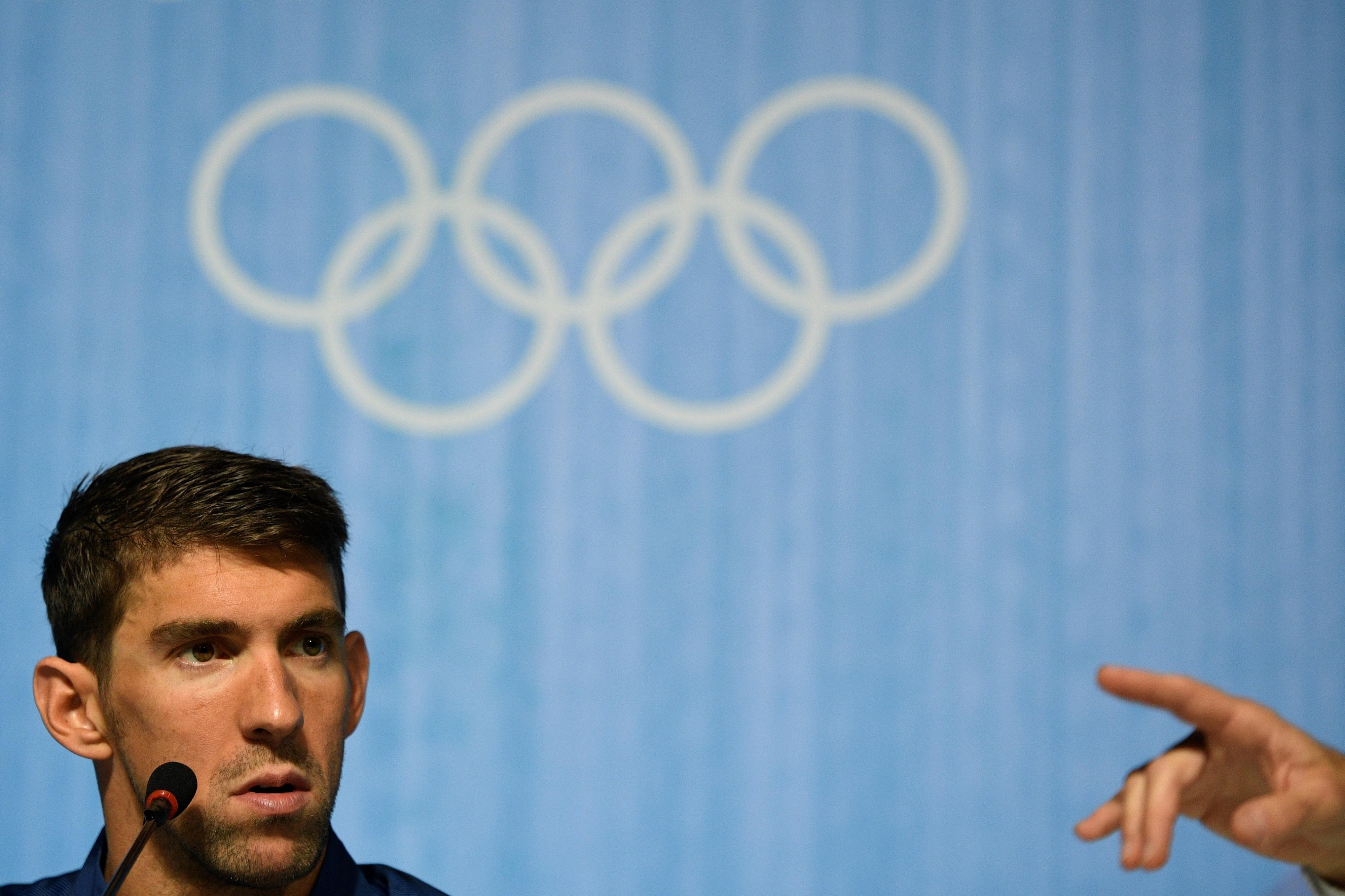 Phelps nem tudja, versenyzett-e valaha tiszta mezőnyben